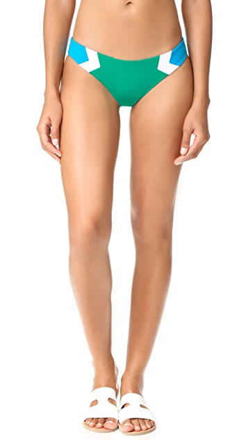 L*Space Barracuda Bikini Bottoms