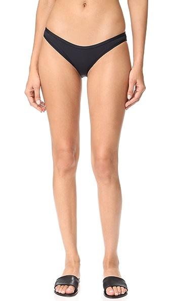 L*Space Cosmo Bikini Bottoms - Black