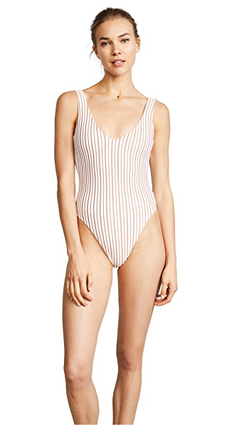 L*Space Reversible Arizona One Piece In White