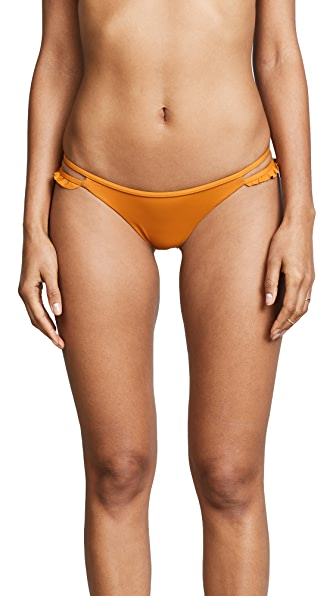 L*Space Zephyr Bottoms In Inka Gold