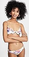 L*Space Flashback Bikini Top
