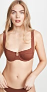 L*Space Camellia Bikini Top