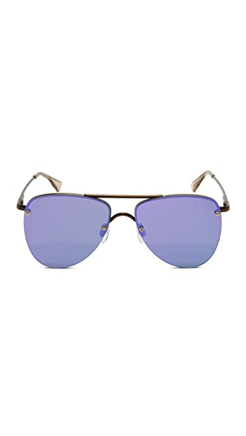 Le Specs The Prince Limited Edition Sunglasses