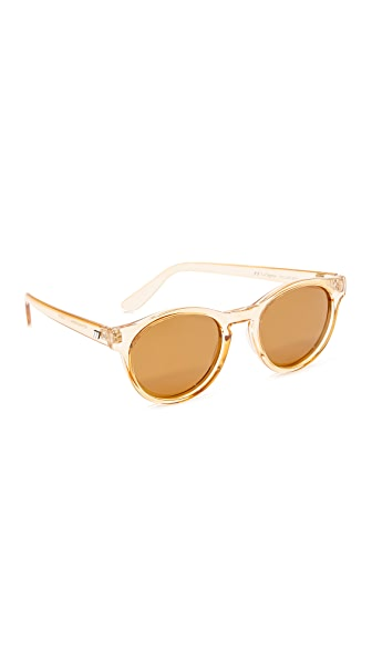 Le Specs Hey Macarena Polarized Sunglasses at Shopbop