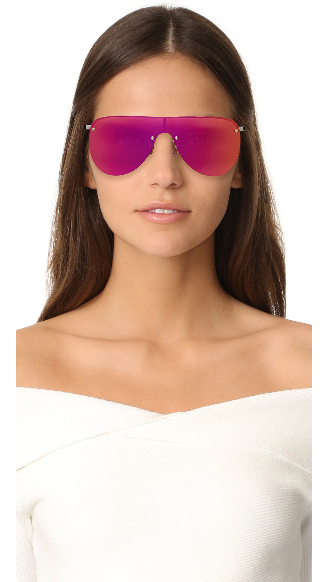 The King mirrored sunglasses Le Specs 4PVgm