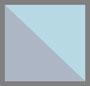Slate Rubber/Ice Blue Revo