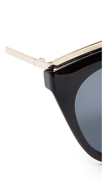 Le Specs Eye Slay Sunglasses