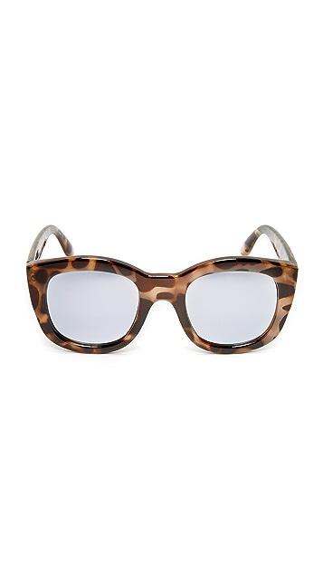 Le Specs Runaways Sunglasses