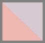 матовый розовый/персиковый зеркальный