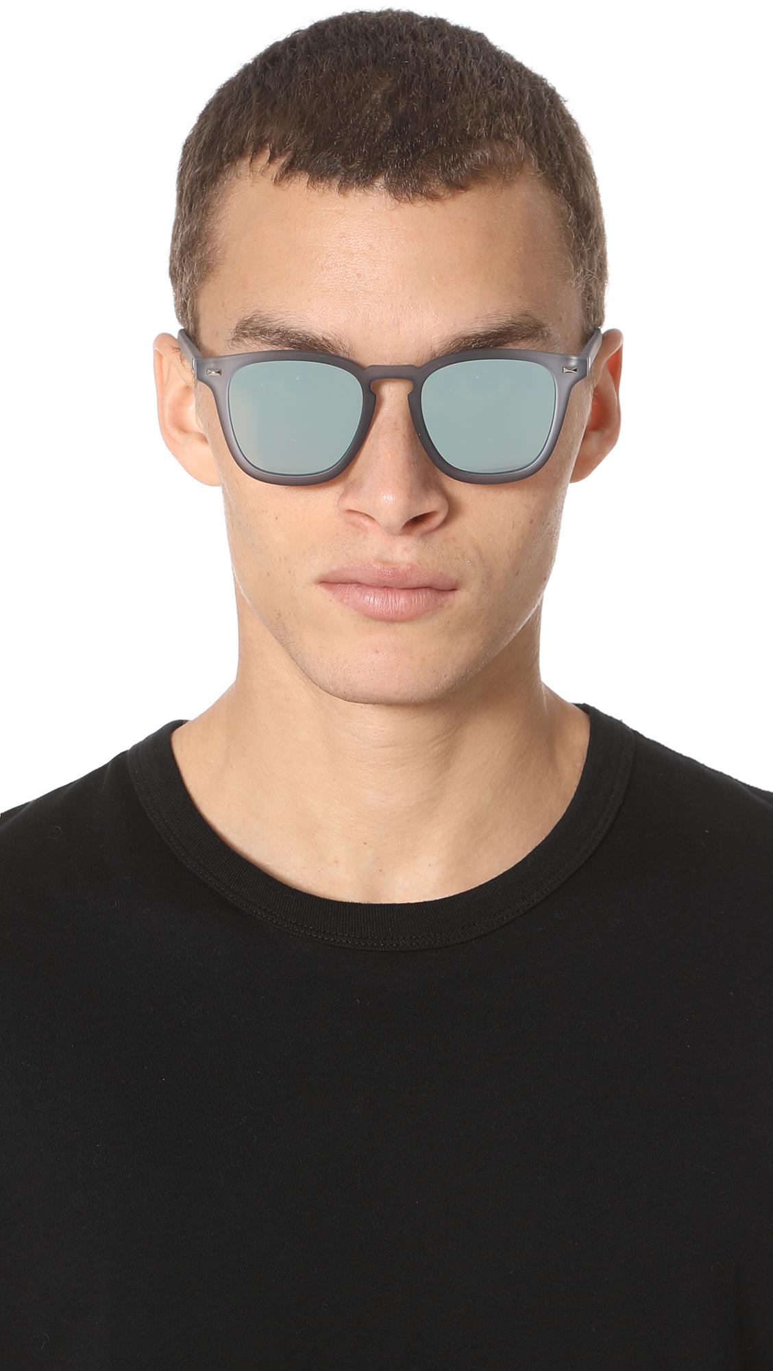 Le Specs No Biggie-Blau I9ksazzy