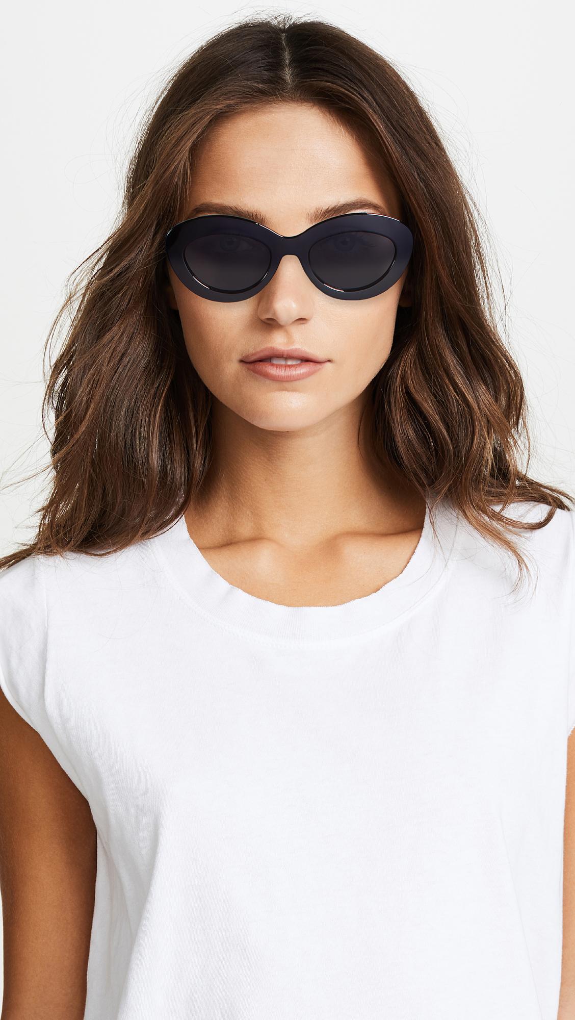 45b13514ae1 Le Specs Fluxus Sunglasses