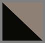 черный/дымчатый с плавными переходами цвета золотая вспышка