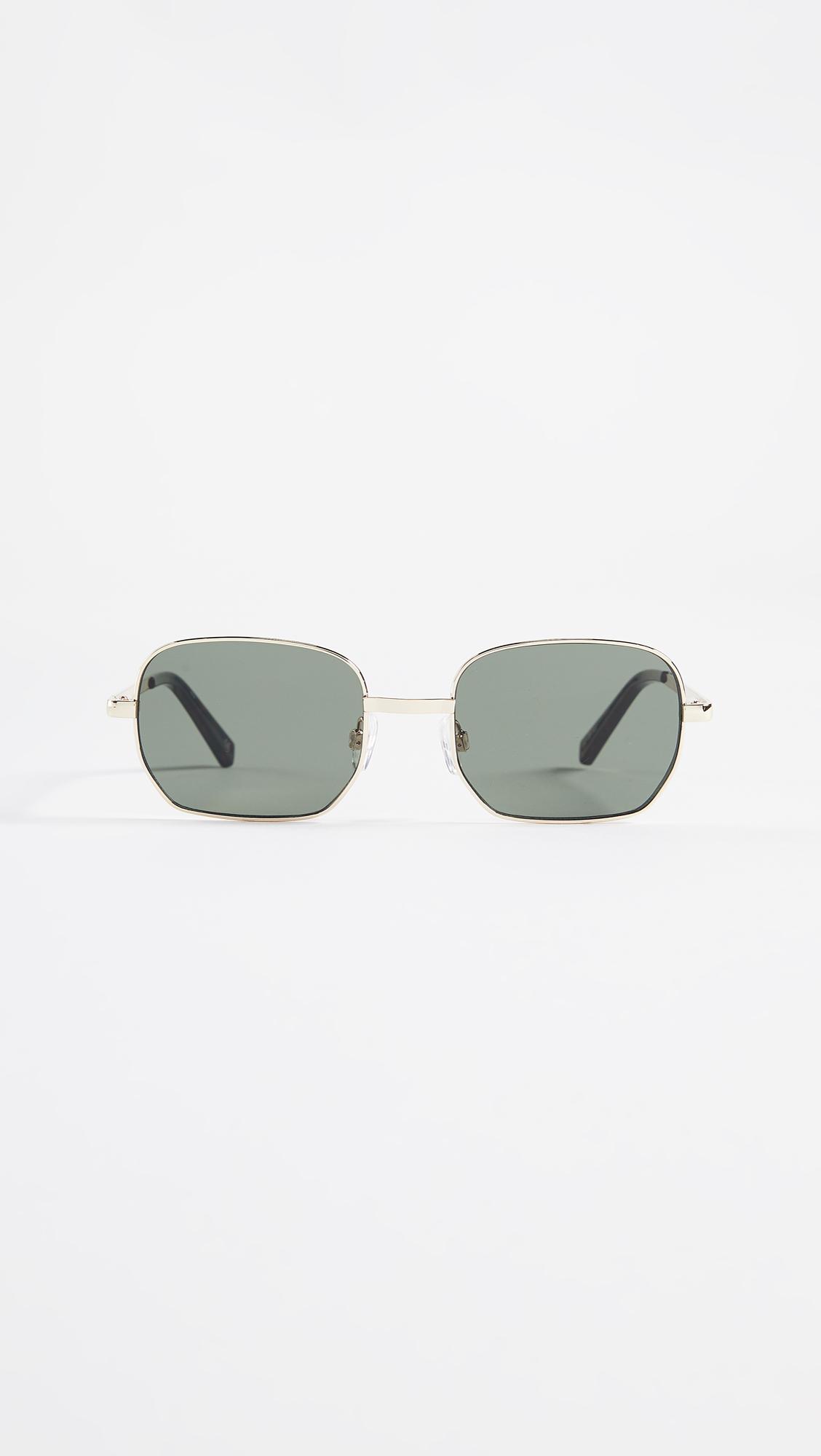 The Flash Sunglasses Black