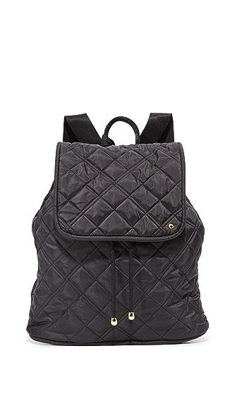 LeSportsac Beverly Backpack - Black Phantom Quilt