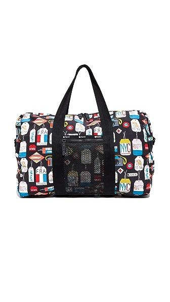 LeSportsac Global Weekender Bag