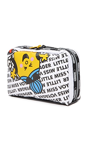 LeSportsac Extra Large Rectangular Cosmetic Case
