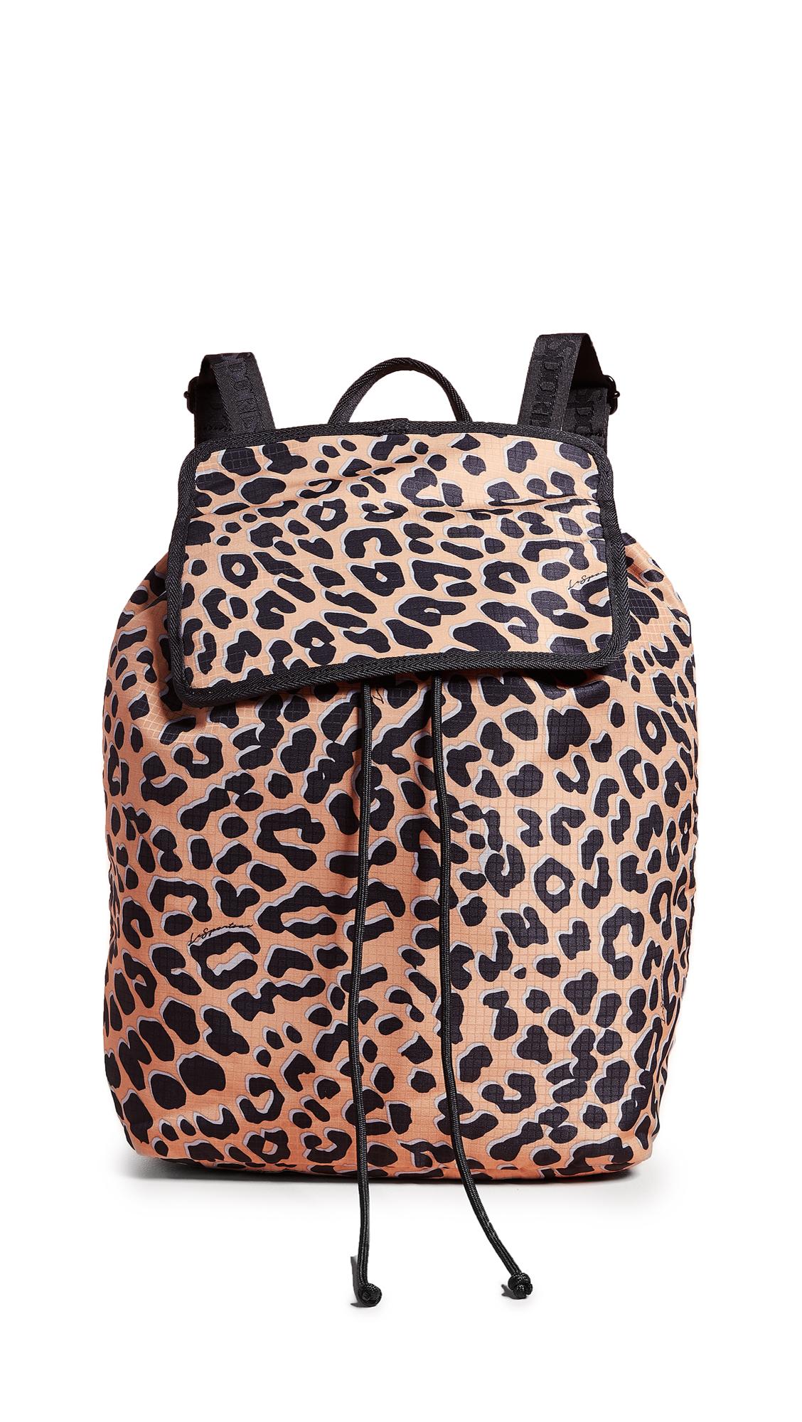 Gabrielle Backpack, Leopard