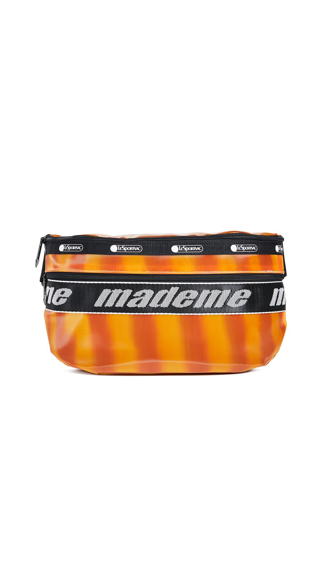 LESPORTSAC X Mademe Belt Bag in Yellow