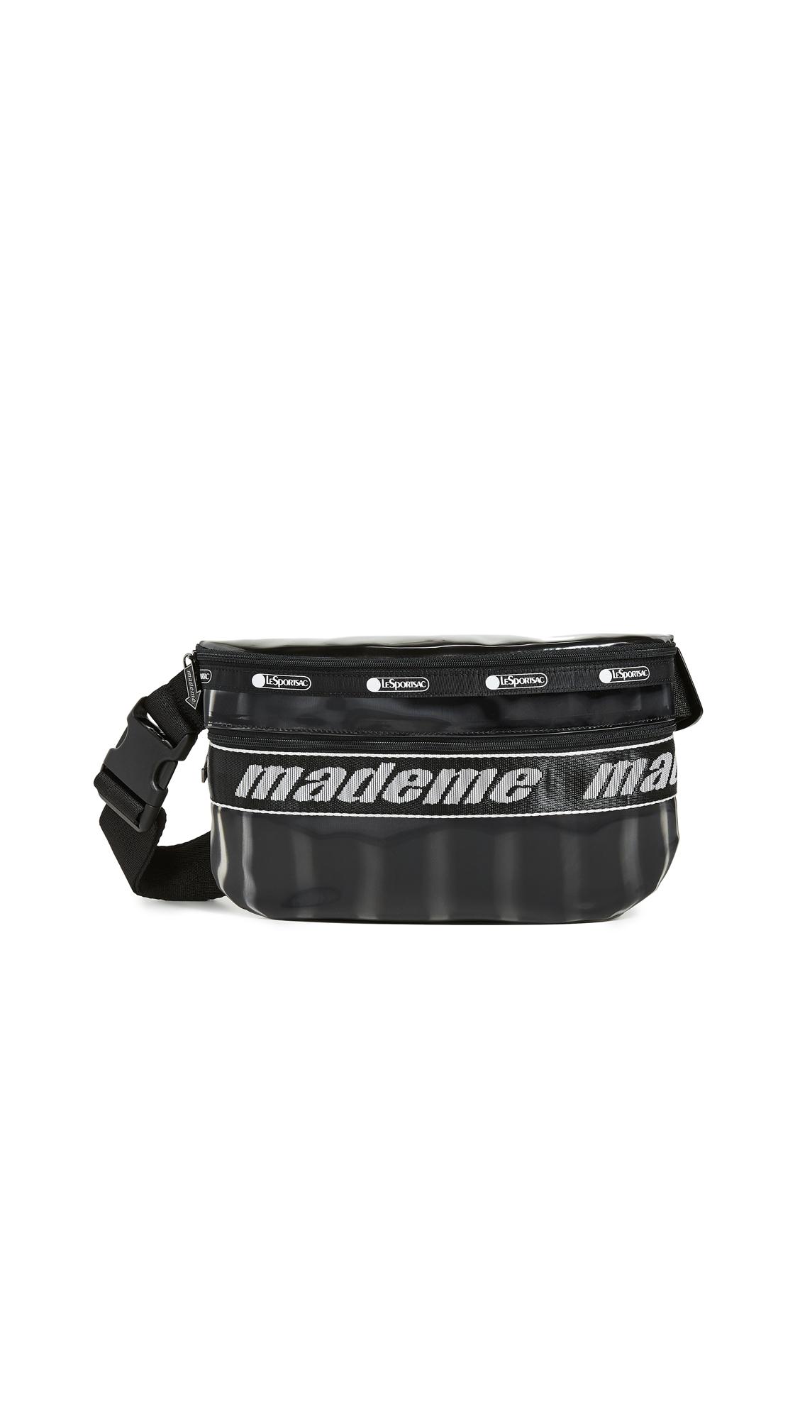 LESPORTSAC X Mademe Belt Bag in Black