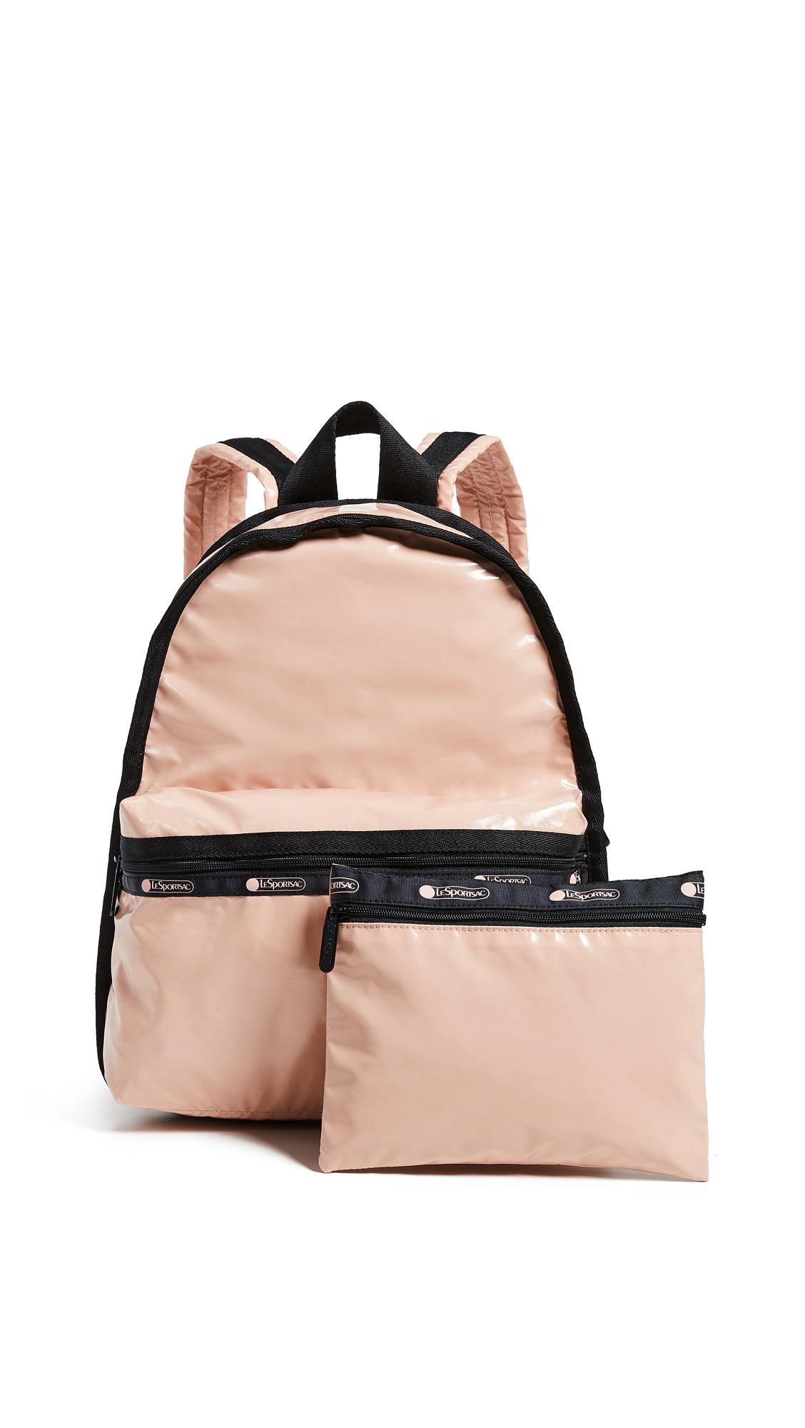 LESPORTSAC Candace Backpack in English Rose