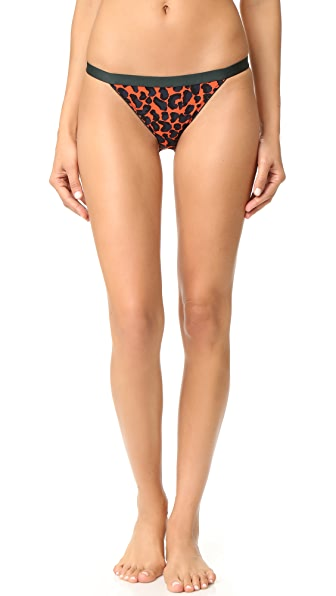 LOVE Stories Wild Rose Bikini Briefs