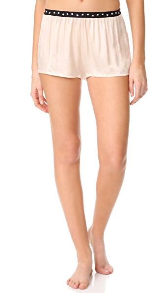 LOVE Stories Edie S PJ Shorts - Vanilla Cream