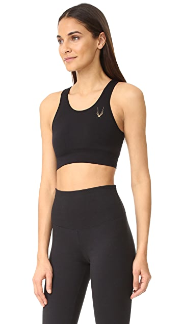 Lucas Hugh Core Technical Knit Classic Sports Bra