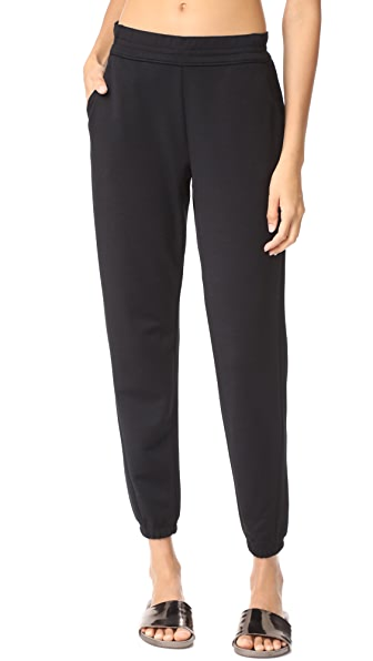 Lucas Hugh Halo Sport Pants - Black