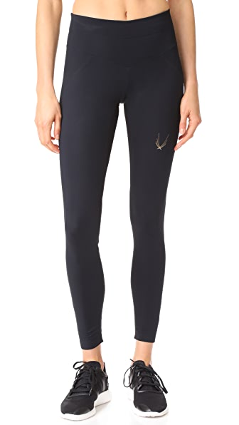 Lucas Hugh Core V2 Leggings - Black