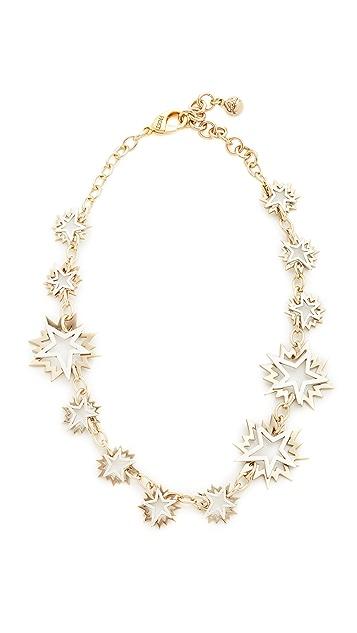 Lulu Frost Cosmic Necklace