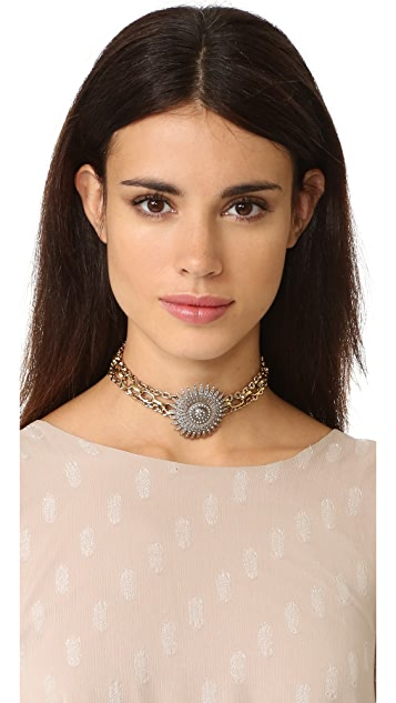 Lulu Frost Tulia Choker Necklace