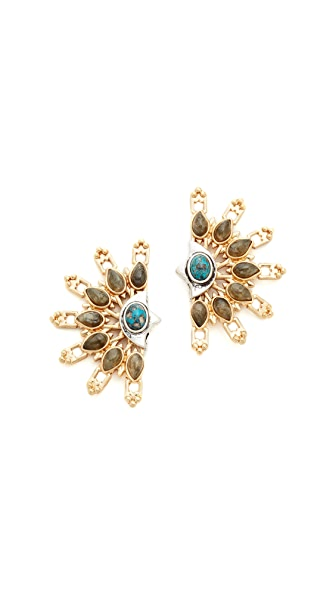 Lulu Frost Marjorelle Stud Earrings