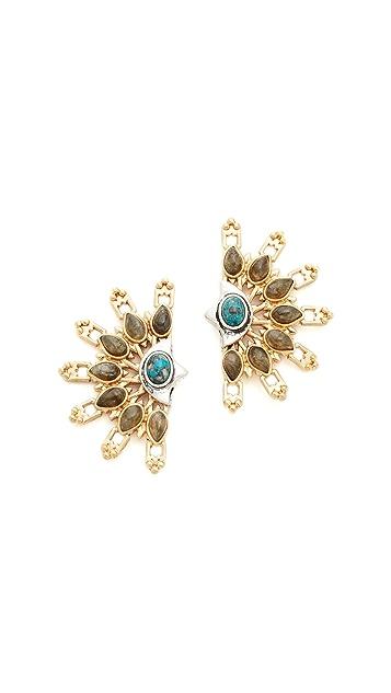 Lulu Frost Marjorelle Stud Earrings