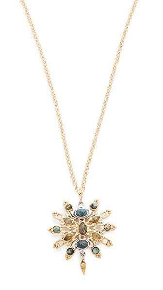 Lulu Frost Marjorelle Long Pendant Necklace