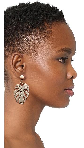Lulu Frost Botonica Earrings