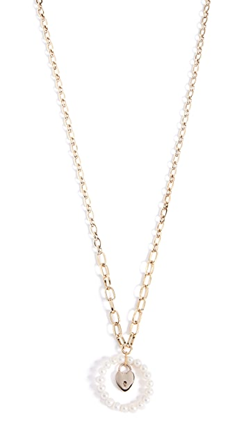 Lulu Frost Yvette Long Pendant Necklace