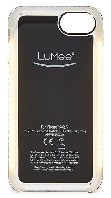 LuMee Duo iPhone 7 / 8 Case