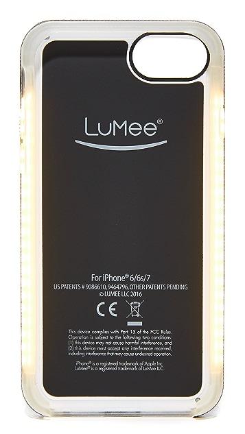 LuMee Two iPhone 7 Plus Case