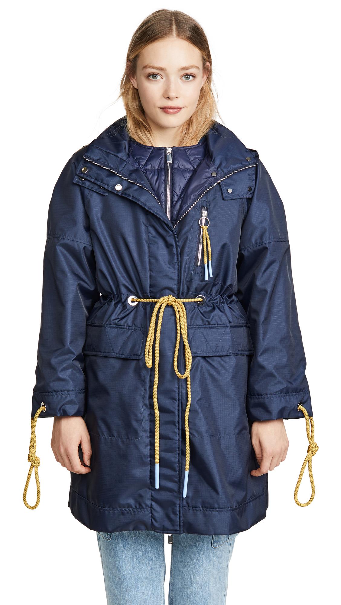 Buy Lu Mei online - photo of Lu Mei Archway Coat