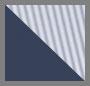 Navy/Oxford Stripe