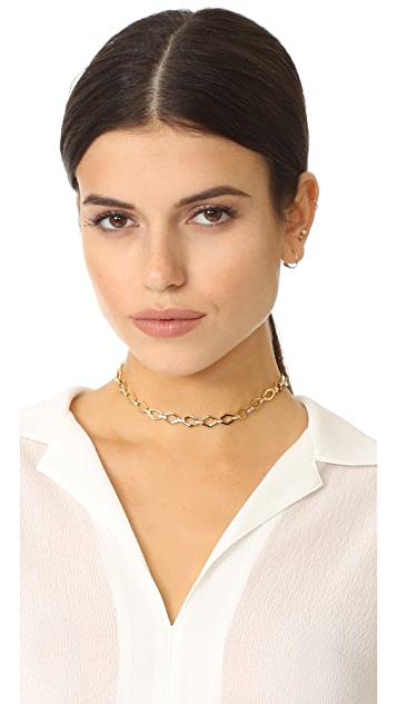 Luv Aj The Chain Link Choker Necklace