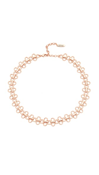 Luv Aj The Lace Link Choker Necklace