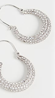 Luv Aj The Pave Martina Hoops
