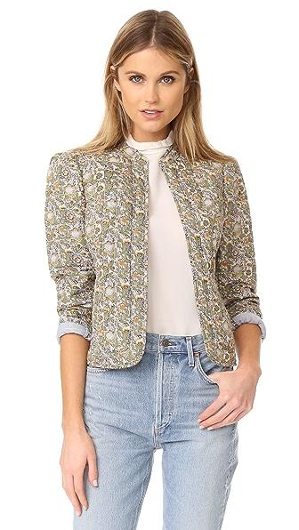 La Vie Rebecca Taylor Marigold Pop Jacket