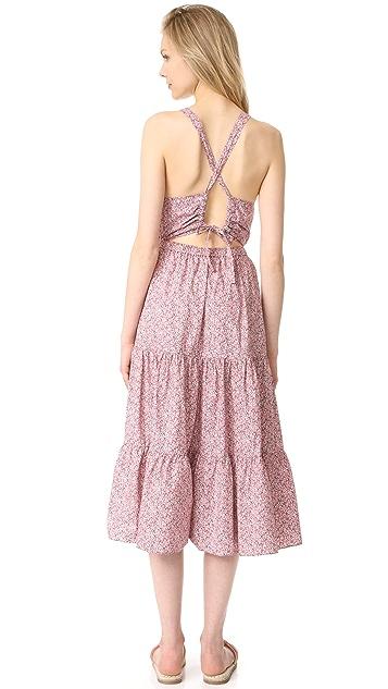 La Vie Rebecca Taylor Meadow Flower Dress