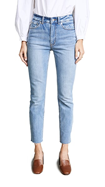 La Vie Rebecca Taylor Ines Jeans In Bluebell Wash