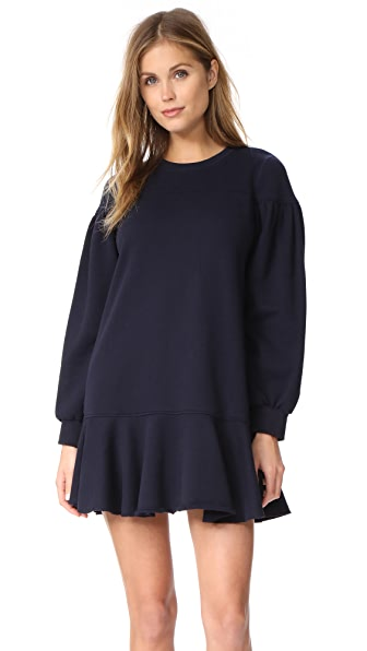 La Vie Rebecca Taylor Sweatshirt Dress at Shopbop