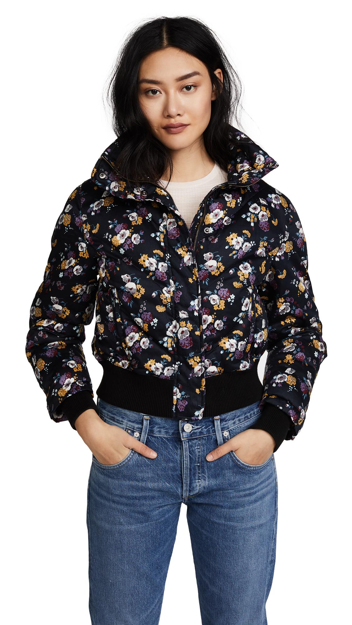 La Vie Rebecca Taylor Winter Posey Coat