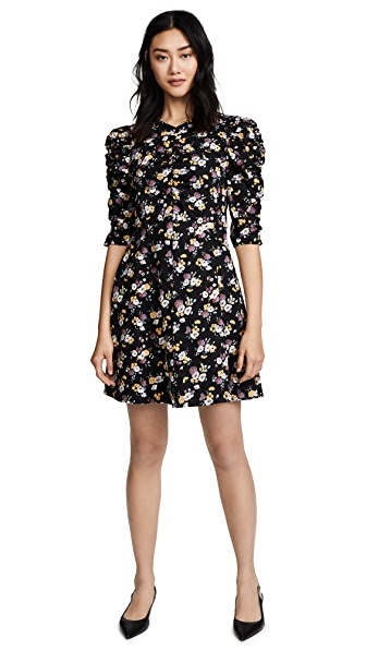 La Vie Rebecca Taylor Long Sleeve Posey Dress at Shopbop