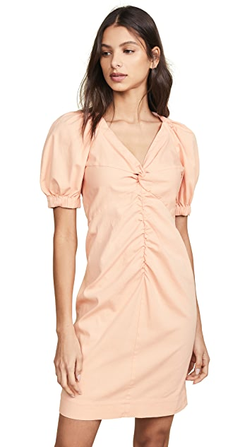 La Vie Rebecca Taylor Short Sleeve Dress